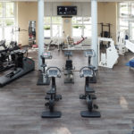 Blick ins Sport- & Gesundheitsstudio der OstseeTherme Usedom im Seebad Ahlbeck
