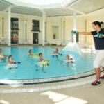 Aqua Fitness Kurs im Therapiebecken der OstseeTherme Usedom